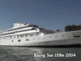 Самые дорогие, крупные и красивые яхты в мире
