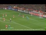 [Обзор] Арсенал - Барселона 2:1 1-й матч 1/8  лиги чемпионов